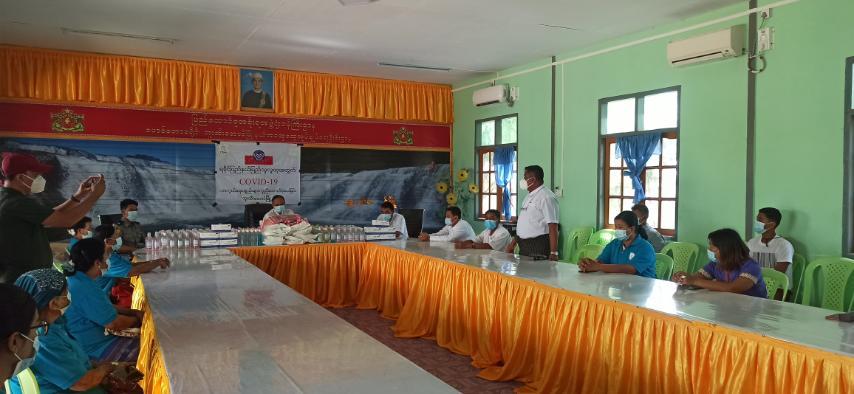 Myanmar: Baseline Study