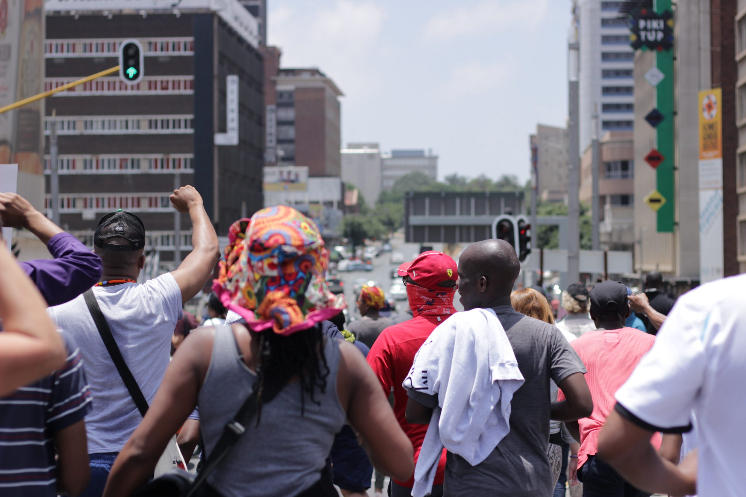 Visionary leadership needed in South Africa to reduce inequality